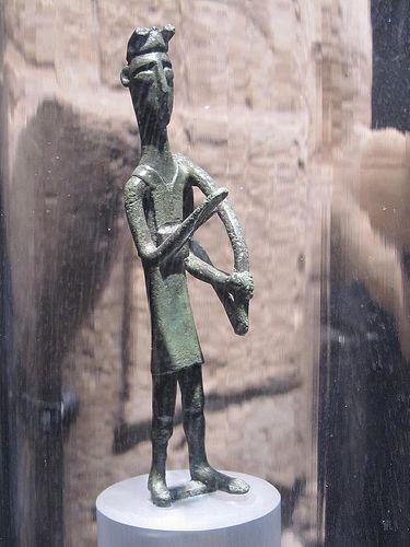 Sardinia, Cagliari Museum  nuragic era