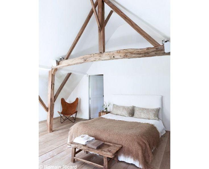 25 beste idee n over plafonds met houten balken op pinterest balken plafonds houten - Verf een houten plafond ...