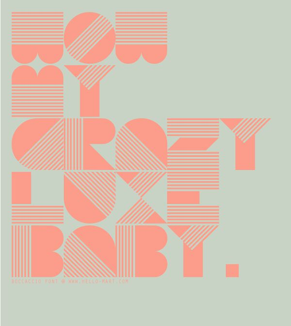 Fab Font Finds: Great Fonts from Hello Creative