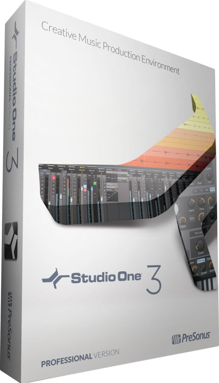Studio One Pro 3.5.5.45892is the professional Digital Audio Workstation (DAW) that contains everything you would expect from a modern digital audio powerhouse. This software is designed as an all-in-one audio software which will helps you for working