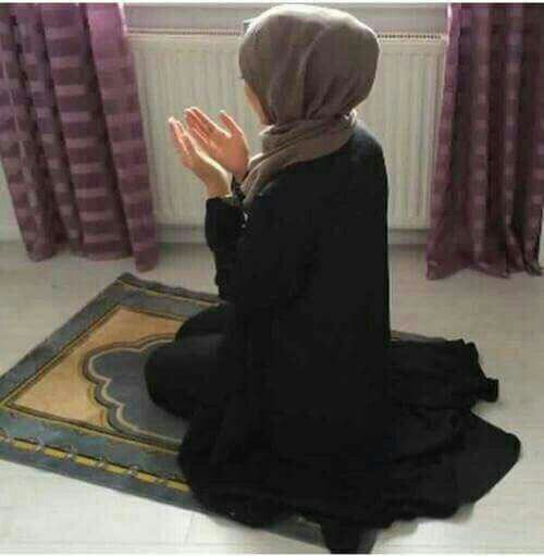 The power of dua muslim girl