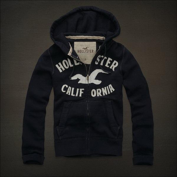 hollister hoodie herr