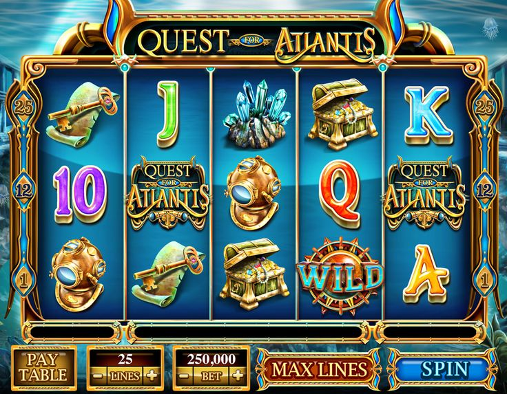slot games design