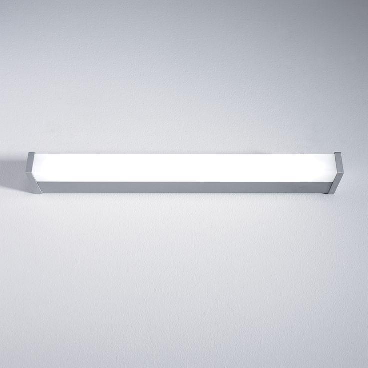 V.IP44 mirror lighting 620 x 900 x 450 mm - alu