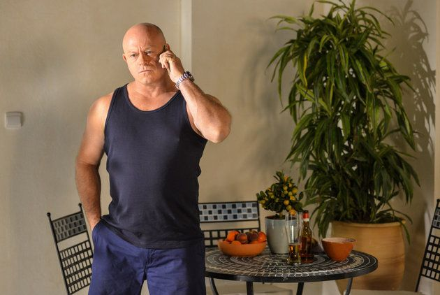 'EastEnders' Spoilers: Grant Mitchell's Back! Ross Kemp Returns For Peggy's Farewell | Huffington Post