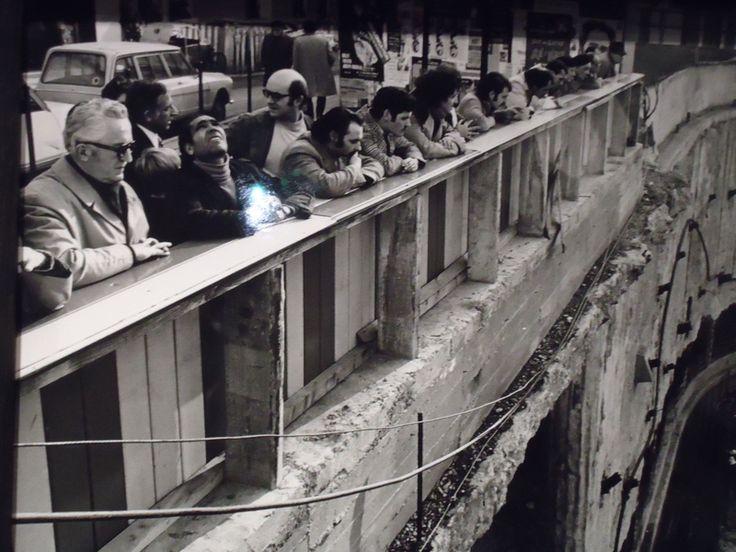 Robert Doisneau // Les Halles, Paris