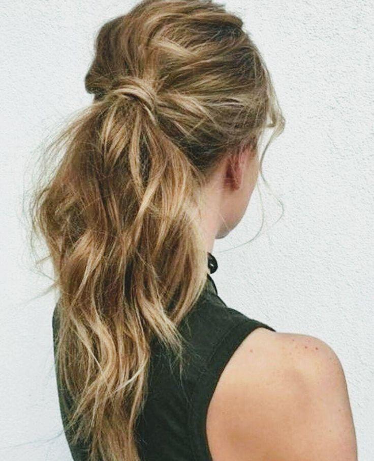 las coletas ms bonitas y todos los peinados de con extensiones de cabello
