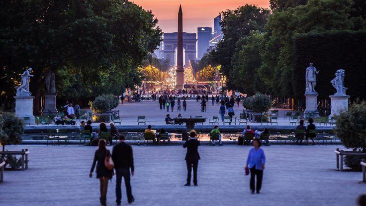 Le temps d'un Paris - Timelapse