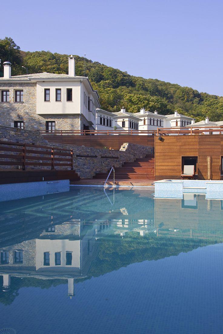 A luxurious resort that elevates the standards of hospitality in #Pelion #12MonthsLuxuryResort http://www.tresorhotels.com/en/hotels/67/12-months-luxury-resort