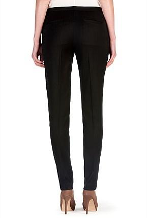 Textured Suit Pant