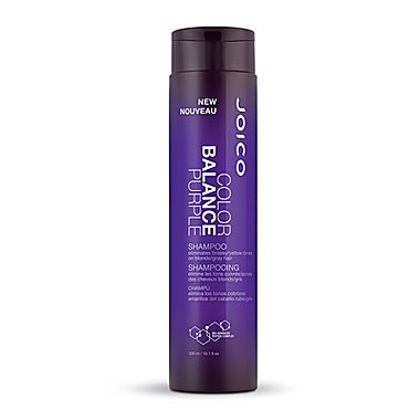 Buy Joico Color Balance Purple Shampoo 101 oz today at jcpenneycom You deserve great deals and weve got them at jcp!