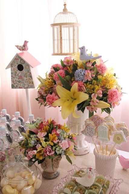 ideias para aniversario jardim encantado : ideias para aniversario jardim encantado:ideias sobre Decoração Jardim Encantado no Pinterest