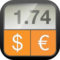 Lifelike Apps, Inc: Currency Converter HD: converter + money calculator with exchange rates for 150+ foreign currencies (convert Dollars, Euros, Bitcoin and many more!)