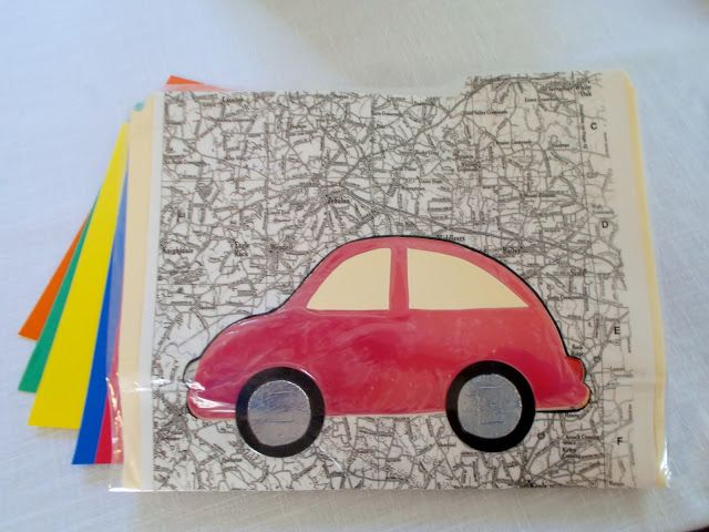 Spaß mit Freunden zur Märchenstunde: Mein kleines rotes Auto