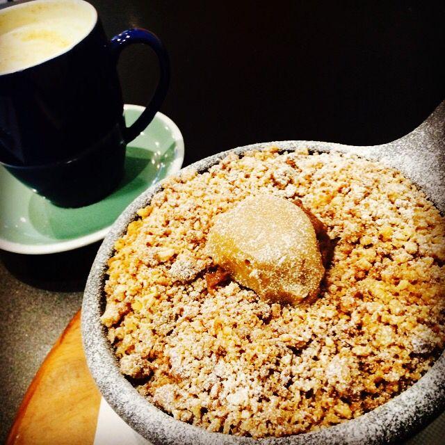 Deep Gratitude for this Orgasmic Porridge & Cozy Cafè!!  Ohhhh How I Missed You Lolo  #followforfollow #likeforlike #love #vegetarian #paleo #health #weightloss #nutritionschool #healthkick #breakfast #fit #fitness #superfoods #foodstagram #motivate #primal #diet #dairyfree #glutenfree #grainfree #realfood #rawcave #happiness #iitakeover #inspire #youtube #thejamieclose #vegetarian #crossfit #smoothieoftheday #amplifiedleaders