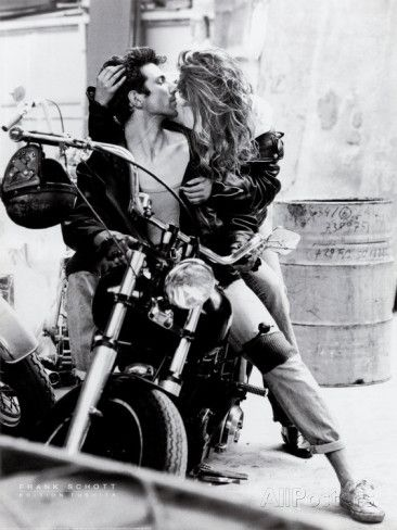Harley Davidson Impressão artística