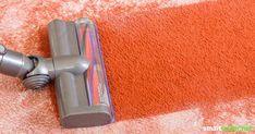 Faça você mesmo o limpador de carpetes DIY com remédios caseiros   – nur mal so