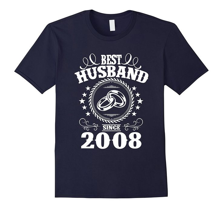 9th Wedding Anniversary T-Shirts For Husband From Wife