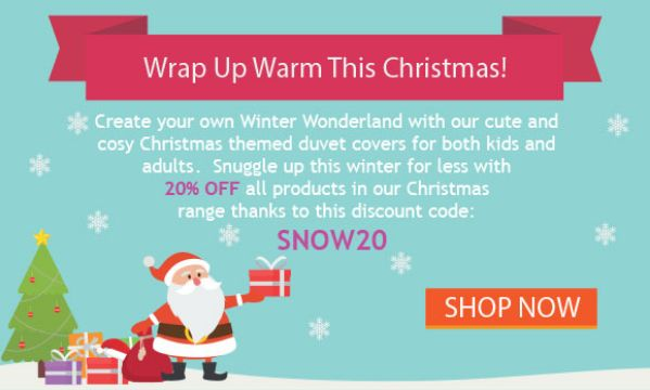 Check out our latest blog to read all about the latest Christmas deals we have on offer and snag yourself a fab discount code!