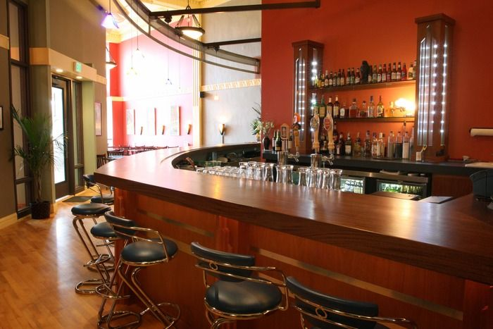Keep the Kress The sweeping Art Deco-styled bar is the centerpiece of The Kress as you enter. The Art Deco theme carries throughout the varied and unique r...