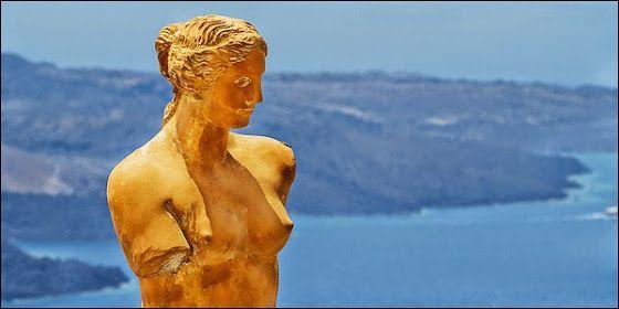 ΑΡΕΤΟΥΣΑ: Ελληνικά νησιά: Από πού πήραν το όνομά τους
