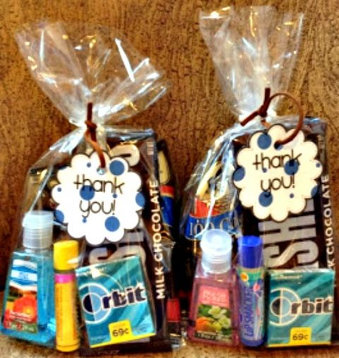 Cute Gift Ideas For Teens Thirteenth Birthday Goodie Bags Gifts