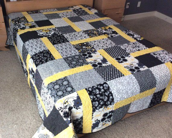 This Item Is Unavailable Queen Size Quilt Black And White Quilts Queen Quilt