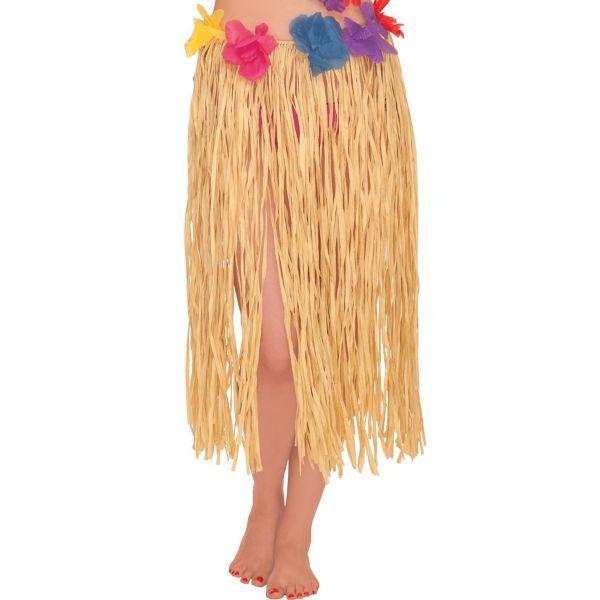 Girls adult hula skirt
