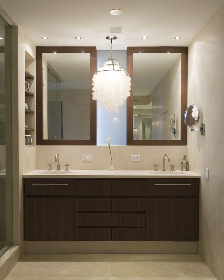 Master Bathroom Interior View