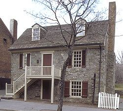 Washington, DC--Old Stone House