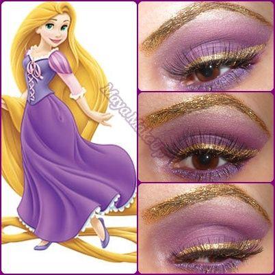 Disney Princesses - Glam Express Rapunzel