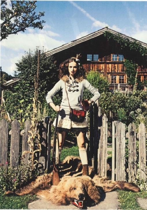 Le Chalet des Fermes, Megève // Vanity Fair Italia, November 2010 by Esther Haase http://en.chalets.fermesdemarie.com/702-chalet-des-fermes.htm