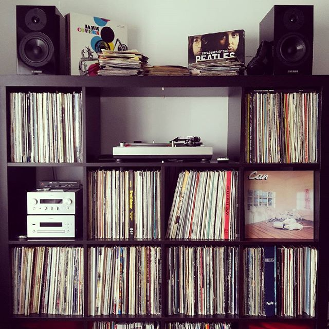 41 best ideas about kallax are great on pinterest vinyls for Ikea kallax records