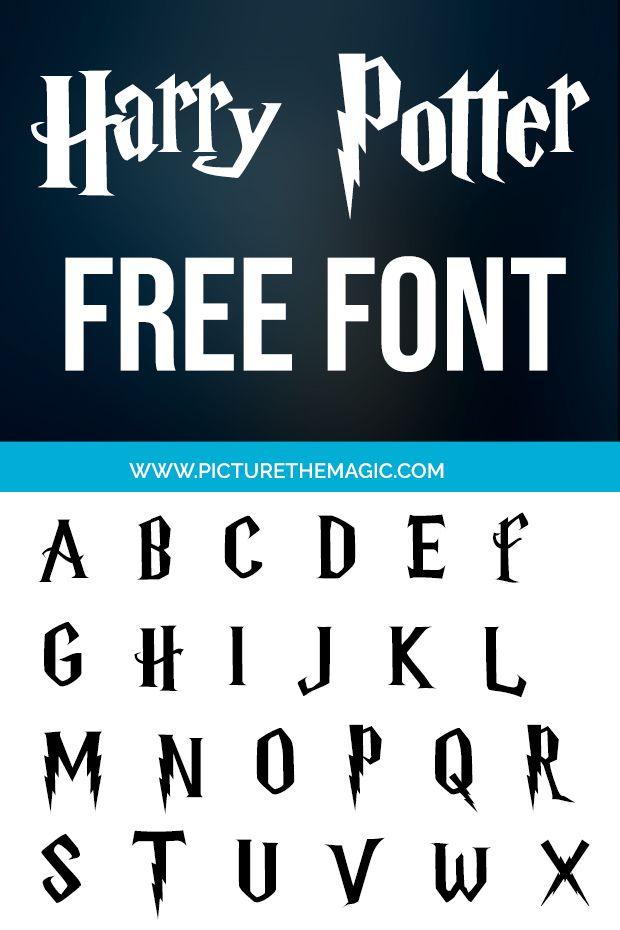 Download Free Harry Potter Font November 2020 Harry Potter Font Harry Potter Font Download Harry Potter Logo