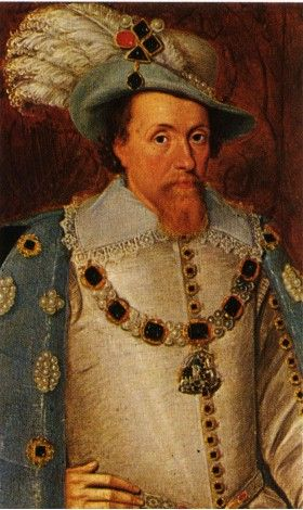 James VI was king of Scotland from July 24 1567 and became  King of England and Ireland as James I from the union of the English and Scottish crowns on 24 March 1603 until his death. The kingdoms of England and Scotland were individual sovereign states, with their own parliaments, judiciary, and laws, though both were ruled by James in personal union.