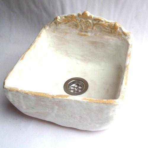 dodatki - łazienka-umywalka prowansalska II