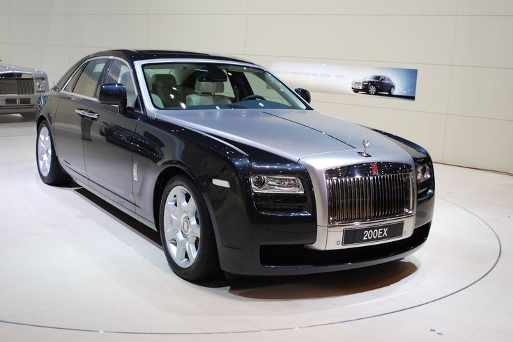 Want luxury AND performance? Look no further than the Rolls Royce Phantom.