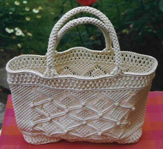 Shoppingbag1 Jpg 524 215 481 P 237 Xeles Macrame Pinterest