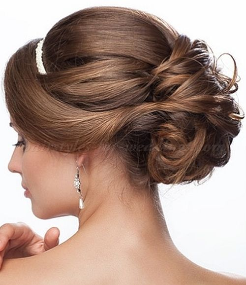 low bun hair style chignon wedding hairstyles low bun wedding hairstyles 4178