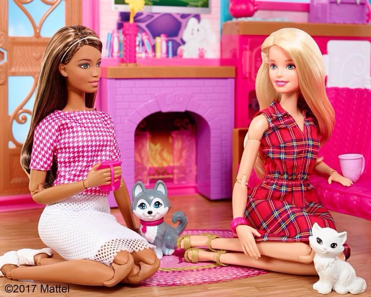 Cozying up by the fire sounds like the perfect afternoon. How do you wind down after a busy week? #Barbie Shop the link in our bio!