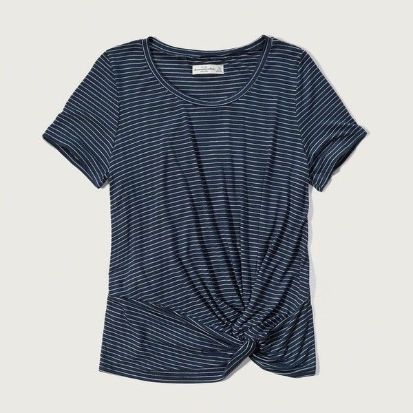 how to make a knotted t shirt
