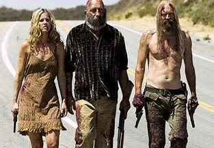 The Devils Rejects!!! The sequal to House Of A Thousand Corpses, but would have made a great stand alone film.. Dont see the first one.