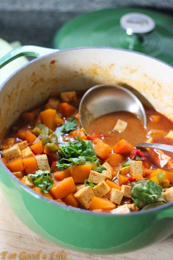 Thai Curry pumpkin Soup. Healthy, easy to make. You can also freeze this recipe and have later on!