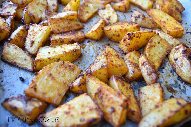 Thermobexta's Best Potato Wedges Ever