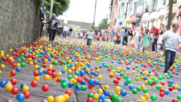 Balls will roll at a quirky Irish lottery, Ireland