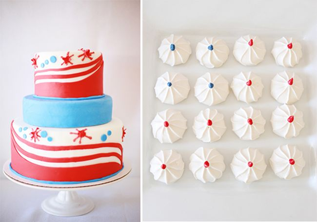 Celebrate: 4th of July Party Spread