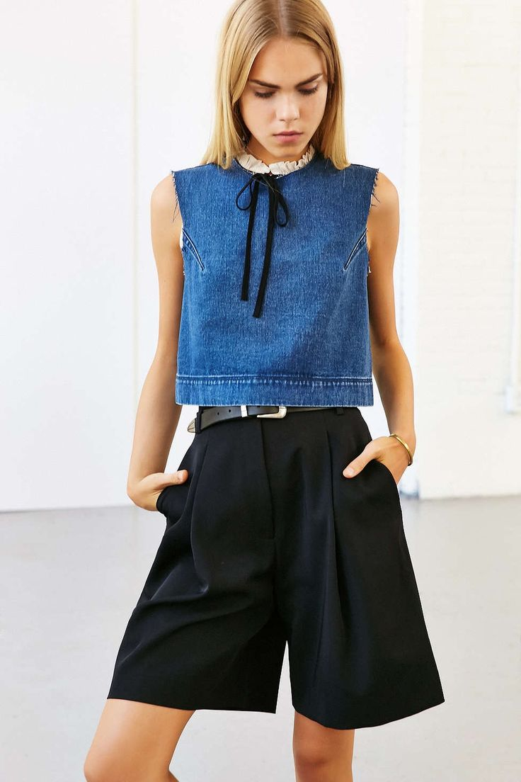 Third Space By Behno Culotte Short