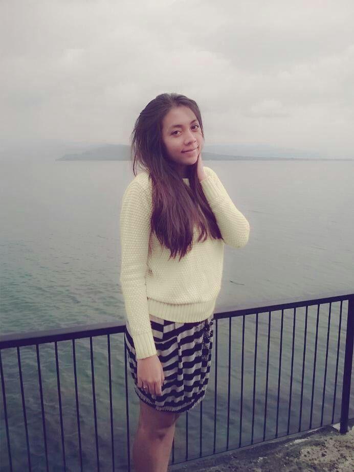 Morning at Lake Toba-Sumatra-Indonesia