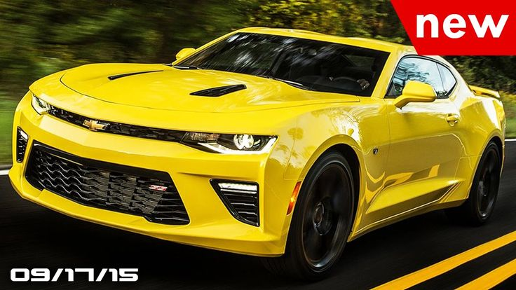 2016 Camaro SS is FAST, New Audi S4, Mercedes C Class Coupe - Fast Lane ...