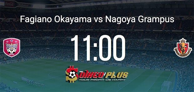 http://ift.tt/2y0ihDj - www.banh88.info - BANH 88 - Tip bóng đá Hạng 2 Nhật: Okayama vs Nagoya Grampus 11h ngày 05/11/2017 Xem thêm : Đăng Ký Tài Khoản W88 thông qua Đại lý cấp 1 chính thức Banh88.info để nhận được đầy đủ Khuyến Mãi & Hậu Mãi VIP từ W88  ==>> HƯỚNG DẪN ĐĂNG KÝ M88 NHẬN NGAY KHUYẾN MẠI LỚN TẠI ĐÂY! CLICK HERE ĐỂ ĐƯỢC TẶNG NGAY 100% CHO THÀNH VIÊN MỚI!  ==>> CƯỢC THẢ PHANH - RÚT VÀ GỬI TIỀN KHÔNG MẤT PHÍ TẠI W88  Tip bóng đá Hạng 2 Nhật: Okayama vs Nagoya Grampus 11h ngày…